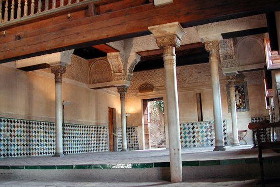 El Mexuar, la sala más antigua de La Alhambra