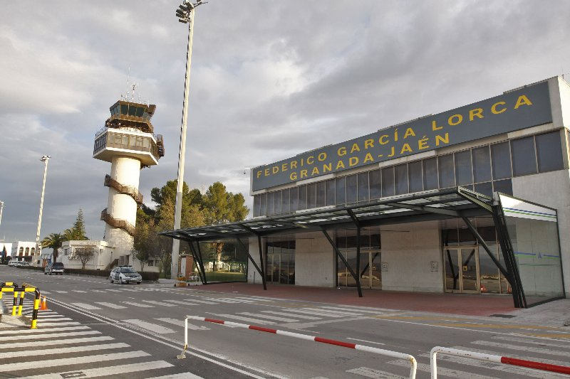 40º cumpleaños del aeropuerto de Granada-Jaén
