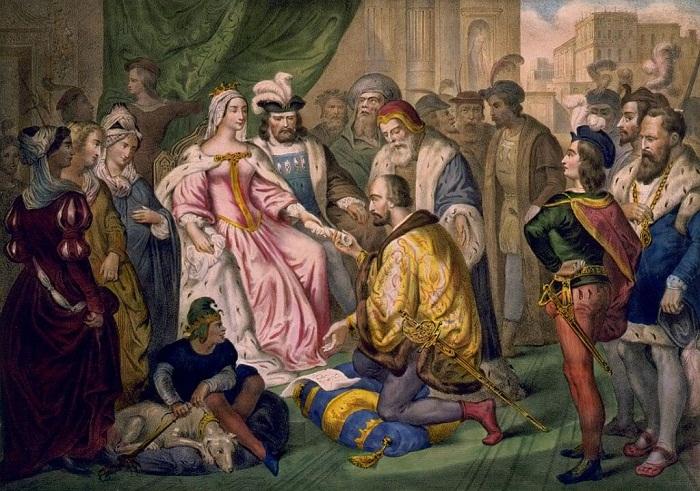 Santa Fe y Cristóbal Colón