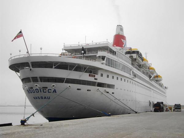 Motril, puerto de cruceros