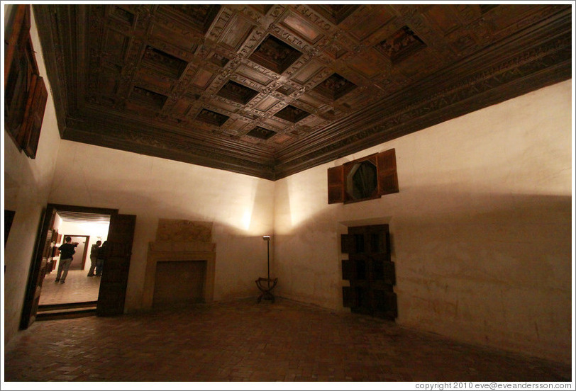Abren las Habitaciones del Emperador de La Alhambra