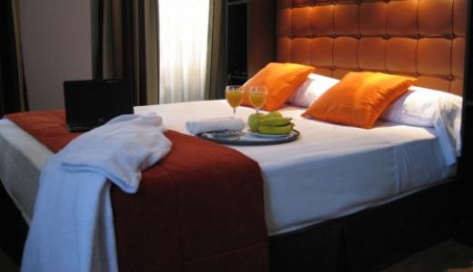 Hotel La Casa De La Trinidad Situado junto a la Plaza de la Trinidad, a 2 minutos andando de la Catedral de Granada.