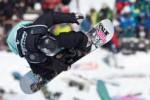 Copa del Mundo de snowboard en Sierra Nevada