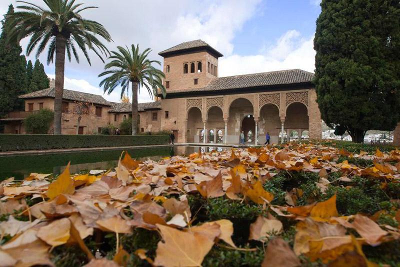 Los símbolos de la Alhambra de Granada