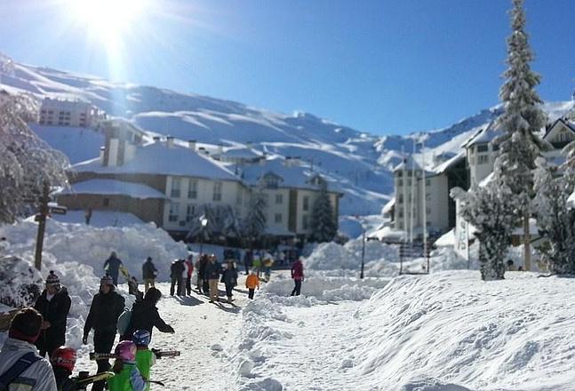 Última oportunidad para disfrutar de la nieve en Sierra Nevada
