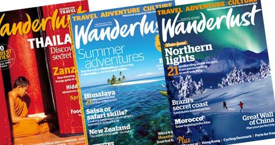 Wanderlust incluye a Granada entre sus ciudades favoritas