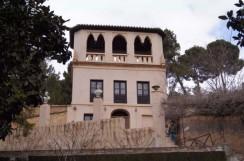 El mejor mirador de La Alhambra