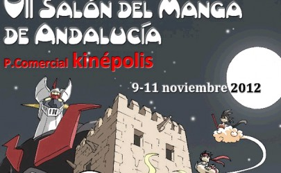 Salón del Manga de Andalucía, en Kinepolis